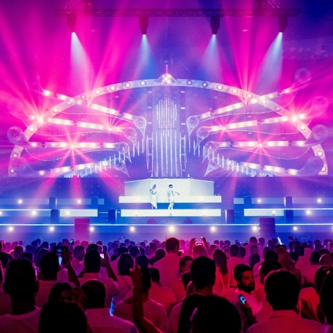 Sensation Rise Madrid