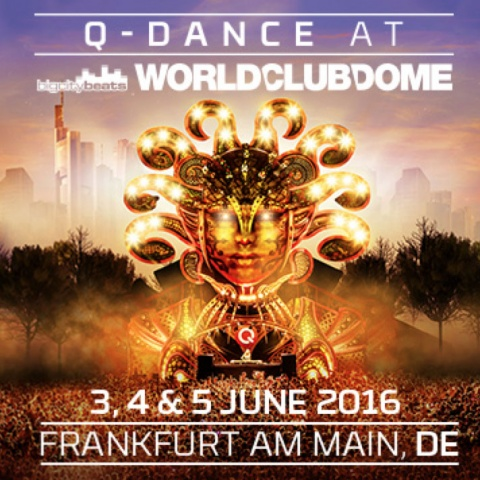 Q-DANCE @ BIG CITY BEATS - FRANKFURT (DE)